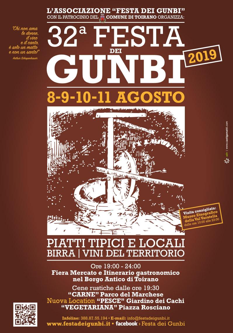 Festa dei Gunbi 2018